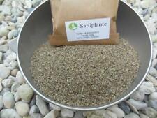 Thym de Provence feuille coupée en vrac - sachet de 100g pour tisane