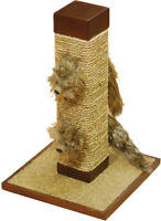 Cat Walk Natural Cat Scratcher Sage 48x30x30cm
