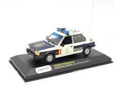 Ixo Presse Police Espagne 1/43 - Talbot Horizon GT Policia 1987