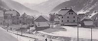 Mallnitz in Kärnten im Winter - Spittal - um 1930 oder früher (?)