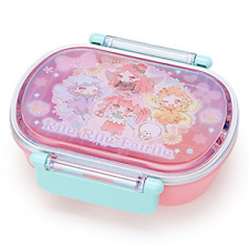 Rilu Rilu Fairrilu flower lunch box DX Sanrio Japan 4901610906880
