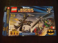 LEGO DC Universe Super Heroes - #6863 Batman: Batwing Battle Over Gotham City