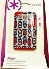 Speck Fitted Case -Bomber Can/Red for iPod Touch 4G #SPK-A0875