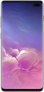 """Samsung Galaxy S10+ 6.4"""" Water-Resistant 128GB Android OS Unlocked Smartphone"""