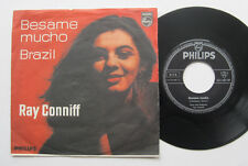 "7"" Ray Conniff - Besame Mucho / Brazil - German Picture Sleeve - philips 322685"
