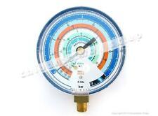 Manometer gauge Mastercool MBL, 80mm, R134a R404A R407C R22 R507A