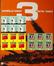 800+ Variant Counters & Rules World War 3 SPI
