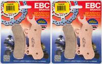 EBC Brake Pads FA683R (2 Packs - Enough for 2 Rotors)