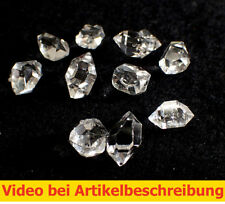 "5545 10 St Herkimer ""Diamonds"" ""Diamant"" Herkimer  Quarz USA  VIDEO"