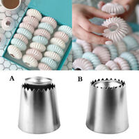 Russian Pastry Flower Icing Piping Nozzles Cake Kitchen Birthday Tip Baking Tool
