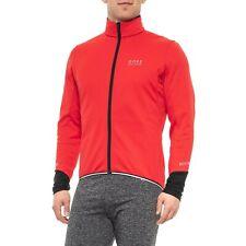 Gore Bike WEAR Power 2.0 Men Cyclist Jacket Softshell Windstopper Small $180
