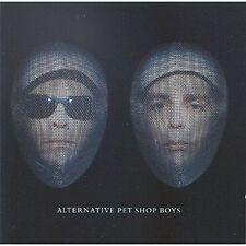 PET Shop Boys-alternativa | doppio CD EMI Records