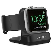 New Spigen Apple Watch Stand Series 3/2/1 Charge Cradle Dock 38/42mm Black Japan