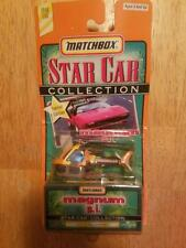 1998 Matchbox Star Car Collection MAGNUM PI -TC's Helicopter Special Edition NEW