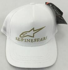 Alpinestars Alpine Star Article 4W Edward Hat 621826 White One Size