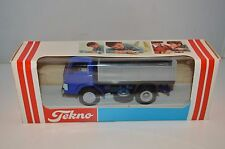 Tekno Denmark 914 Ford - D Tipper Truck Blue and Grey mint in box