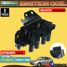 For Hyundai Accent LC Excel X3 Kia RIO JB I4 1.4L 1.5L 1.6L 99-11 Ignition Coil