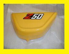 *OEM HONDA Z50 Z50A MINI TRAIL SOFT TAIL SIDE COVER 83640-130-640ZA (YELCOVZ50)