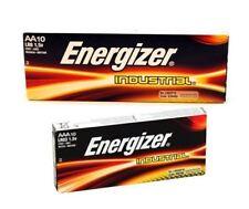 Energizer 10 x AA + 10 x AAA Industrial Battery Alkaline Long Expiry Date