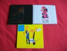 NEW YOUNG PONY CLUB - 3 CD'S - THE BOMB,ICE CREAM, NEW YOUNG PONY CLUB EP