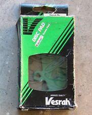 Vesrah Brake Pads VD-143 for HONDA RS 125 VFR CBR 750 1000 VFR750F F2 CBR1000F