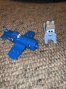 LEGO DUPLO from Disney Planes movie plane An Fork Lift That Is All