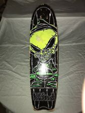VINTAGE BLIND FISHTAIL USED SKATEBOARD DECK- RARE- ON SALE NOW! WOW!