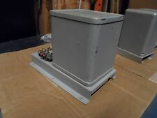 Vintage Malmac TFIRX03MB 48-63 CPS Power Transformer