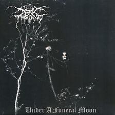 Darkthrone - Under A Funeral Moon LP - SEALED Black Metal Classic - FENRIZ