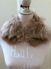 Collo di pelliccia vintage fur vtg collar