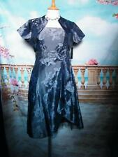 Debut Dress 10 and Bolero Jacket sz 12 Prom Races Wedding Occasion Party Outfit