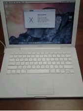 "Apple MacBook 2009, 13.3"" 2.0GHZ 3gbRam 250gb hdd 10.11 El Capitan"