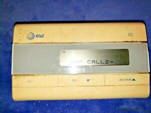Vintage AT&T 1K77 Caller ID Display 85