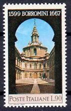 Italia 1240, posta freschi/**/Sapienza, architettura, Borromini