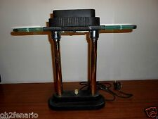 Post Modern 1980's Robert Sonneman for George Kovacs Style Bankers Desk Lamp VTG