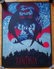 Fantasia variant by Becky Cloonan Mondo x Disney Poster SOLD OUT