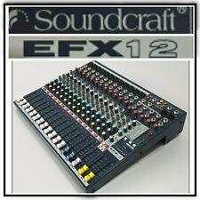 Soundcraft EFX 12 #0001