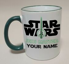 Jedi Master-Personalised-Star Wars Mugs-Syfy