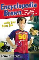ENCYCLOPEDIA BROWN AND HIS BEST CASES EVER - SOBOL, DONALD J. - NEW PAPERBACK BO