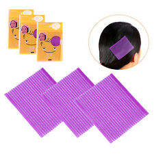 20 PCS Front Hair Fringe Holder Stabilizer Grip Makeup Sticker Wash Face