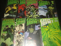 GREEN HORNET #1 2 3 4 5 6 7 8 Complete Set 1st Prints  Dynamite Comics 2004  NM