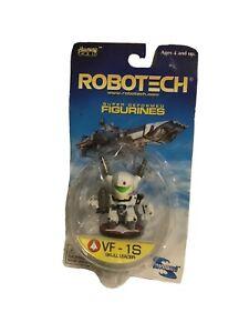 Toynami Robotech Super Deformed Figurines Skull Leader VF-1S