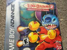 Disney's Lilo & Stitch 2: Hämsterviel Havoc Nintendo Game Boy Advance NEW SEALED