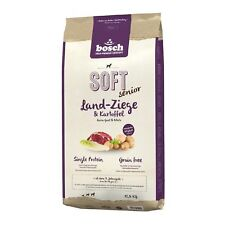 Bosch SOFT SENIOR LAND-ZIEGE & KARTOFFEL 12,5kg - Single Protein Hundefutter