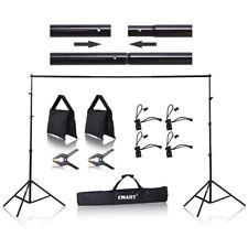 Emart 8.5 x 10 ft Photo Backdrop Stand