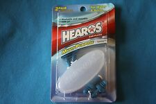 Hearos Multi-Purpose Series Ear Plugs, for Water or Noise, NRR27, MPN 2101