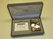 "ZIPPO LIGHTER ""PEARL OF VENUS"" (STAUDINGER) 900 SILVER HANDMADE -2001- LIMITED"