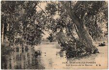 CPA 94 - SAINT MAUR DES FOSSES (Val de Marne) - 1416. Les Bords de la Marne.