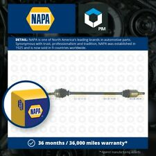Drive Shaft fits VAUXHALL COMBO C Front Right 1.4 1.6 1.3D 1.7D 01 to 12 NAPA