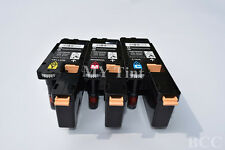 3 x Color Toner For Xero Phaser 6010 6000 Workcentre 6015 106R01627 ~ 106R01629